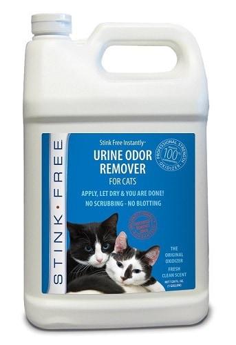 STINK FREE Instantly Urine Odor Remover