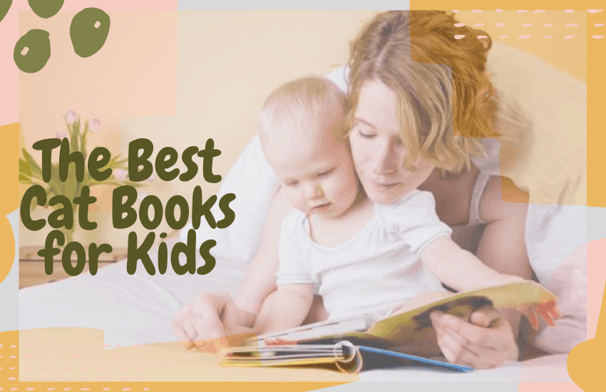 The Best Cat Books for Kids