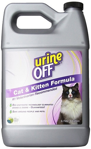 Urine Off Odor and Stain Remover