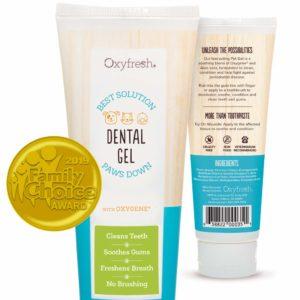 oxyfresh pet toothpaste