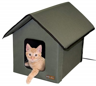 Outdoor-Heated-Kitty-House-Olive