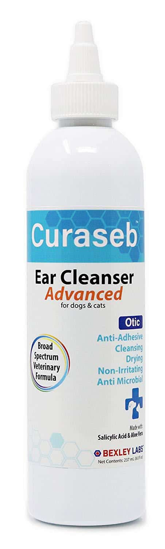 curaseb ear cleanser