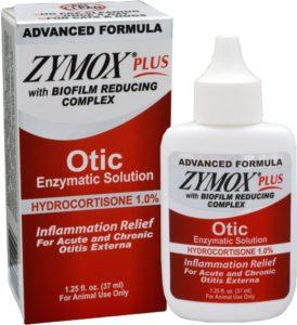 zymox plus otic advanced formula