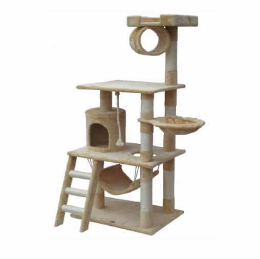 GoPetClub 62-inch Cat Tree