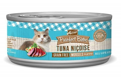 Merrick-Purrfect-Bistro-Grain-Free-Deboned-Tuna-Canned-Cat-Food