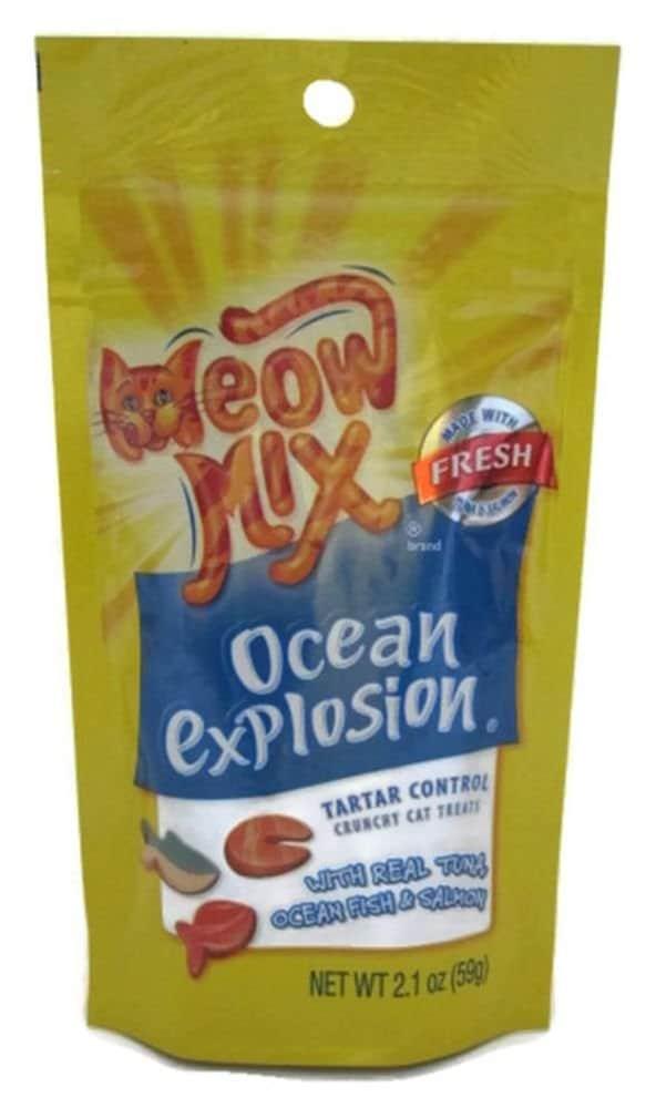 meow mix ocean explosion treats