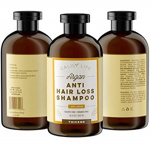 Calily Life Organic Hair Growth