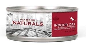 Diamond Naturals Indoor Hairball Control