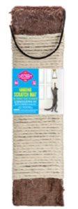 cat craft sisal hanging door scratching pad