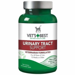 cats urinary track support