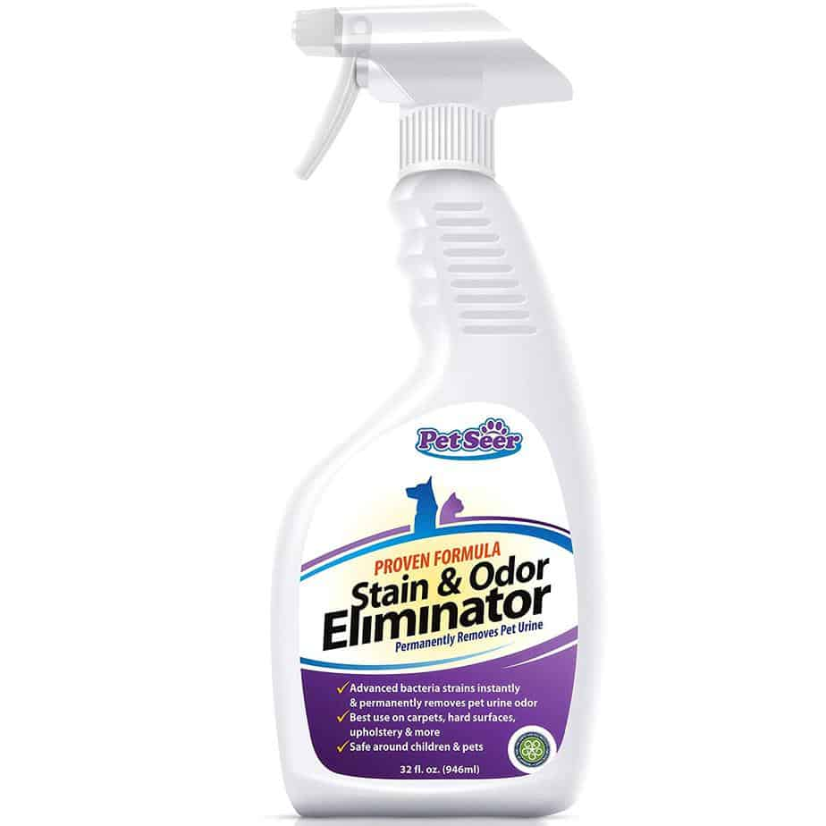 pet seer odor eliminator