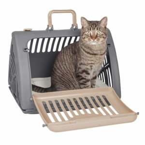 sportpet designs foldable cat carrier