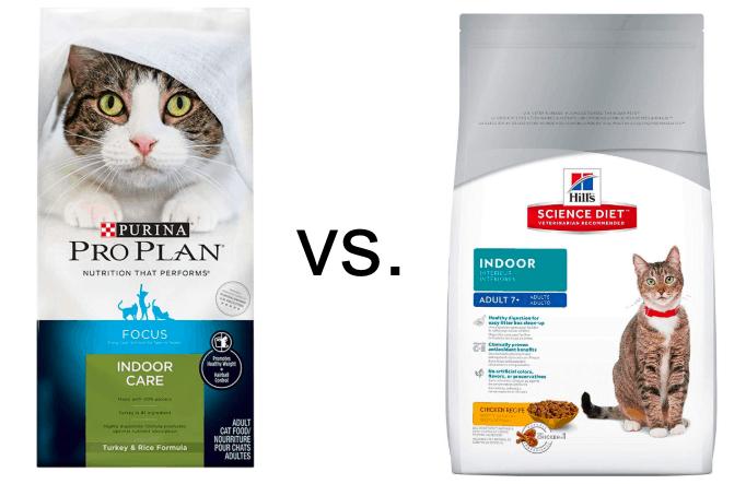 Purina PRO Plan vs Science Diet Cat Food [2019 Edition