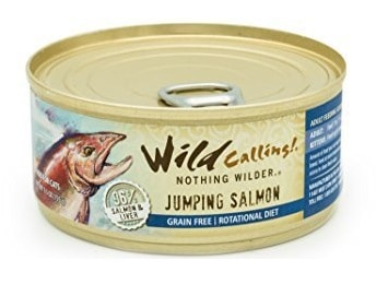 Wild Calling Cabin Fever Chicken Grain-Free Adult Canned Cat Food