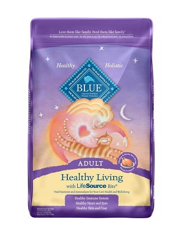 We Recommend Blue Buffalo Food Products