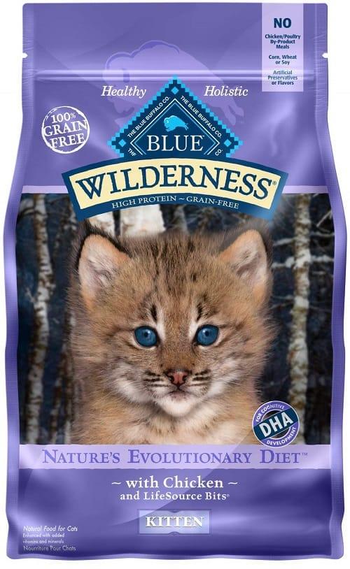 Blue-Buffalo-Wilderness-Grain-Free-Dry-Chicken-Kitten-Food