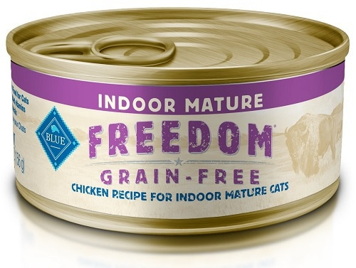 Blue-Freedom-Mature-Pate-Indoor-Chicken-Wet-Cat-Food