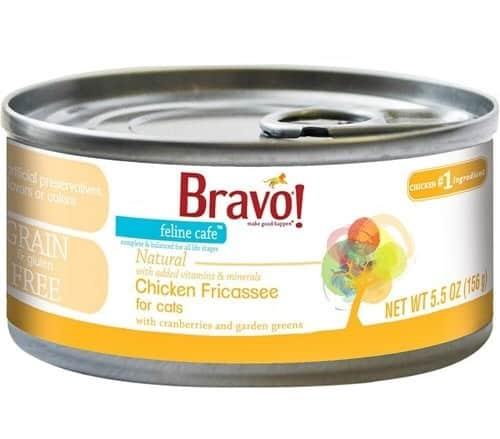 Bravo-Feline-Cafe-Cat-Chicken-Food