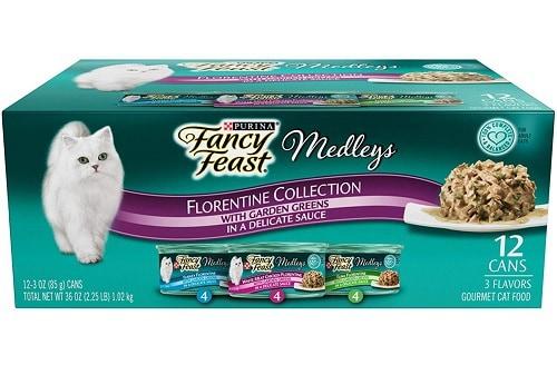 Purina Fancy Feast Medleys