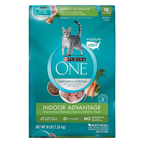 Purina One Indoor Advantage Premium Cat Food