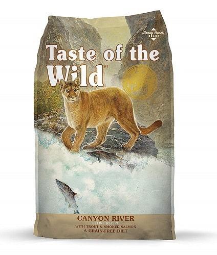 Taste-of-The-Wild-Canyon-River-Feline-Recipe