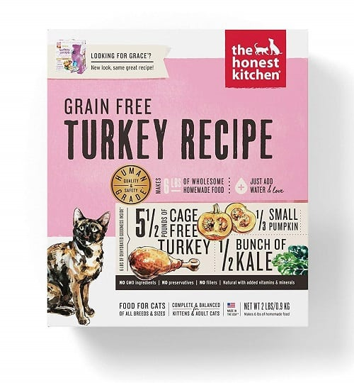 Honest Kitchen Dehydrated Turkey Recipe
