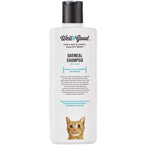 Well-and-Good-Oatmeal-Cat-Shampoo