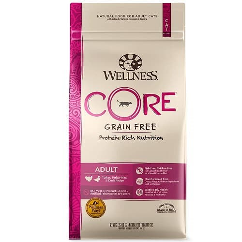 Wellness-Core-Natural-Dry-Cat-Food