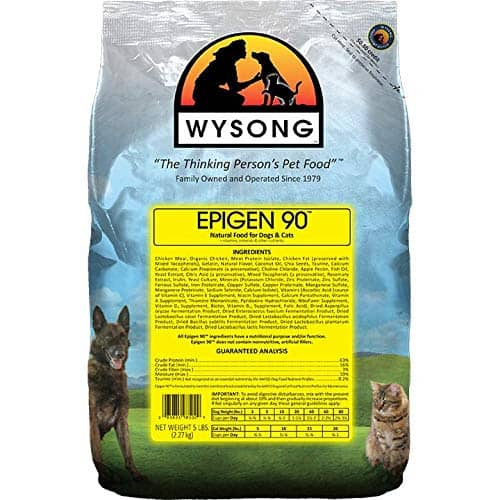Wysong Epigen 90 Starch Free Dry Cat Food