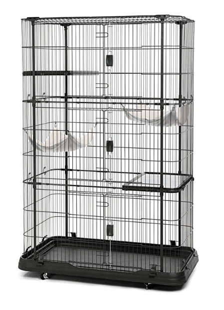 Have a Balcony? Get this Catio Cage