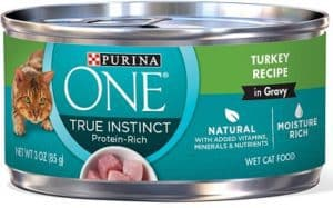 Purina ONE True Instinct Recipes Wet Cat Food