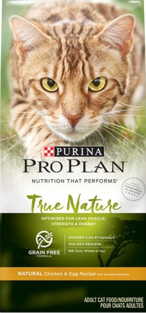 purina pro plan true nature