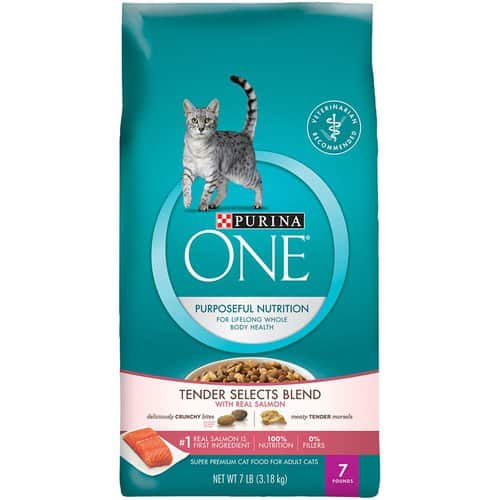 Purina One Tender Selects