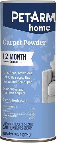 Home Carpet Powder