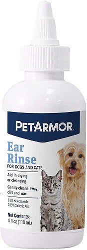 PetArmor Medicated Ear Rinse