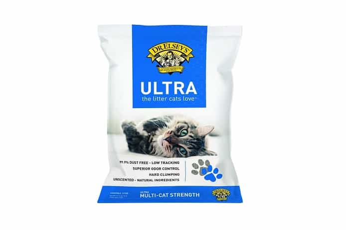 dr.elsey's premium clumping cat litter