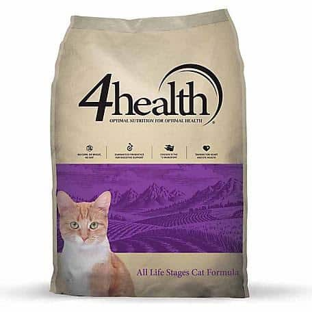 4Health All Life Stages Cat Formula