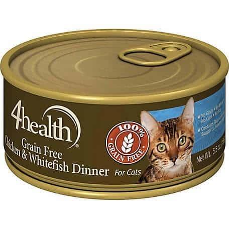 4health Chicken & Whitefish dinner