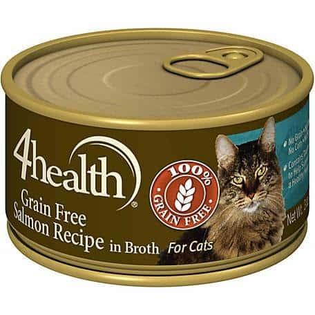 4health cat food Salmon Recipe