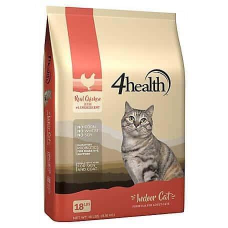 4Health Indoor Cat Formula