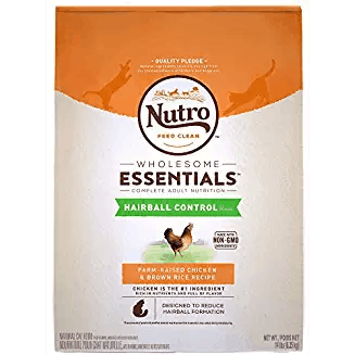 Nutro Wholesome Essentials Hairball Control