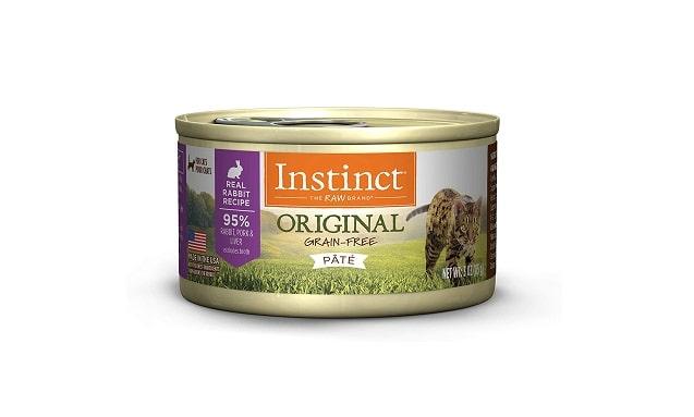 instinct original raw food