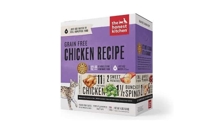 the honest chicken