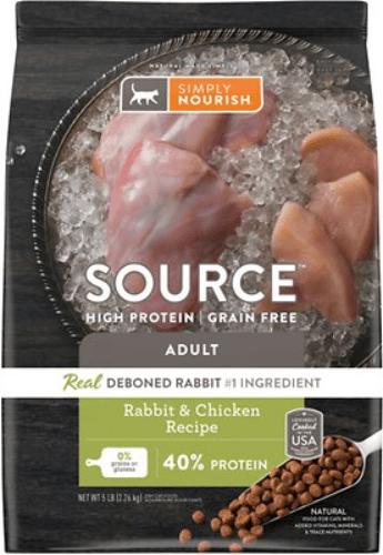 Simply Nourish Grain-Free Rabbit and Chicken