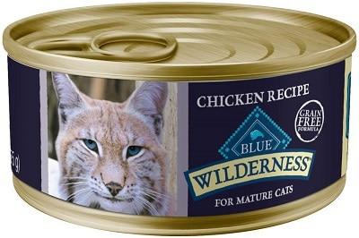 Blue Buffalo Wilderness Mature Chicken Recipe