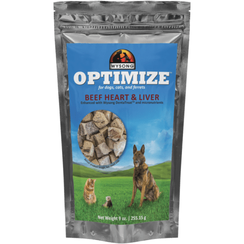 optimize beef and liver food