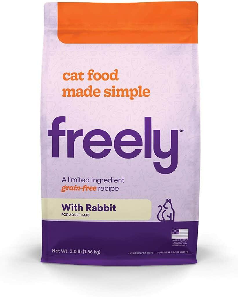 freely rabit recipe