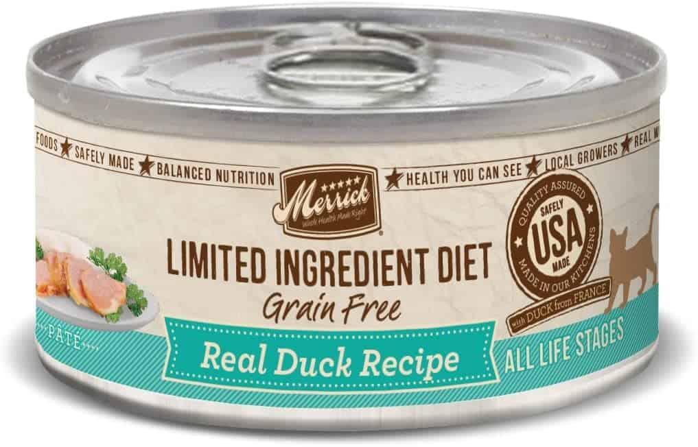 Merrick Grain Free Limited Ingredient Diet