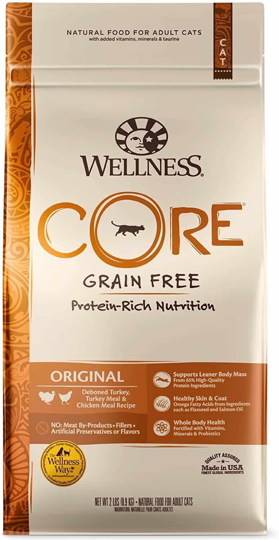 wellness core natural grain food