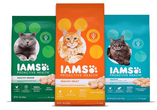 IAMS: Cat Food | Chewy